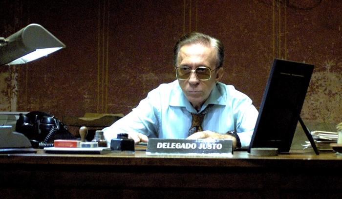 Moacyr Franco em cena do filme O Palhaço. (Foto: Divulgação)