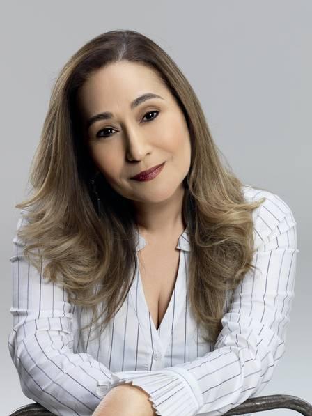 Sonia Abrão (Foto: Chico Audi/Divulgação)