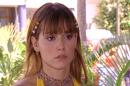 Darlene, personagem de Deborah Secco que deseja ficar famosa em Celebridade (Foto: Reprodução/Globo)