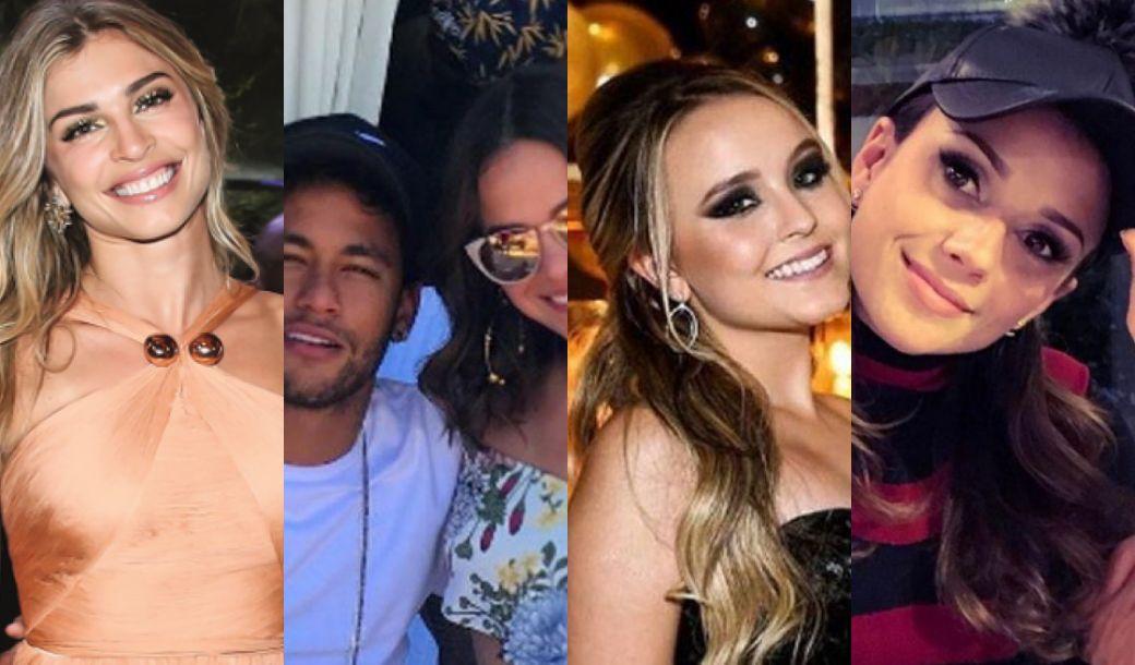 Retrospectiva 2017  Veja os casais de famosos que colocaram um ponto final  na relação – TV Foco b153d94969