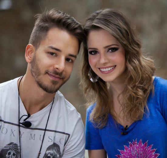 Sandy e Júnior já formaram dupla de sucesso (Foto: Divulgação)