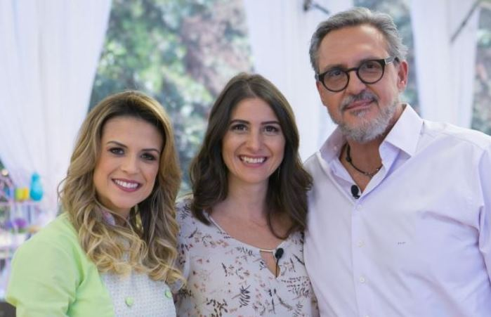 Integrantes do Bake Off.
