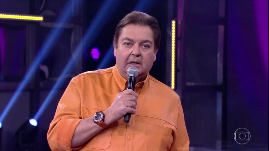 O apresentador Fausto Silva, o Faustão (Foto: Reprodução)