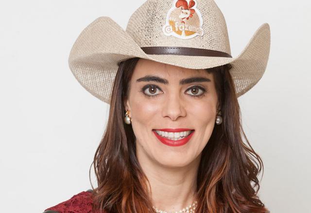 Heloísa Faissol (Foto: Divulgação)