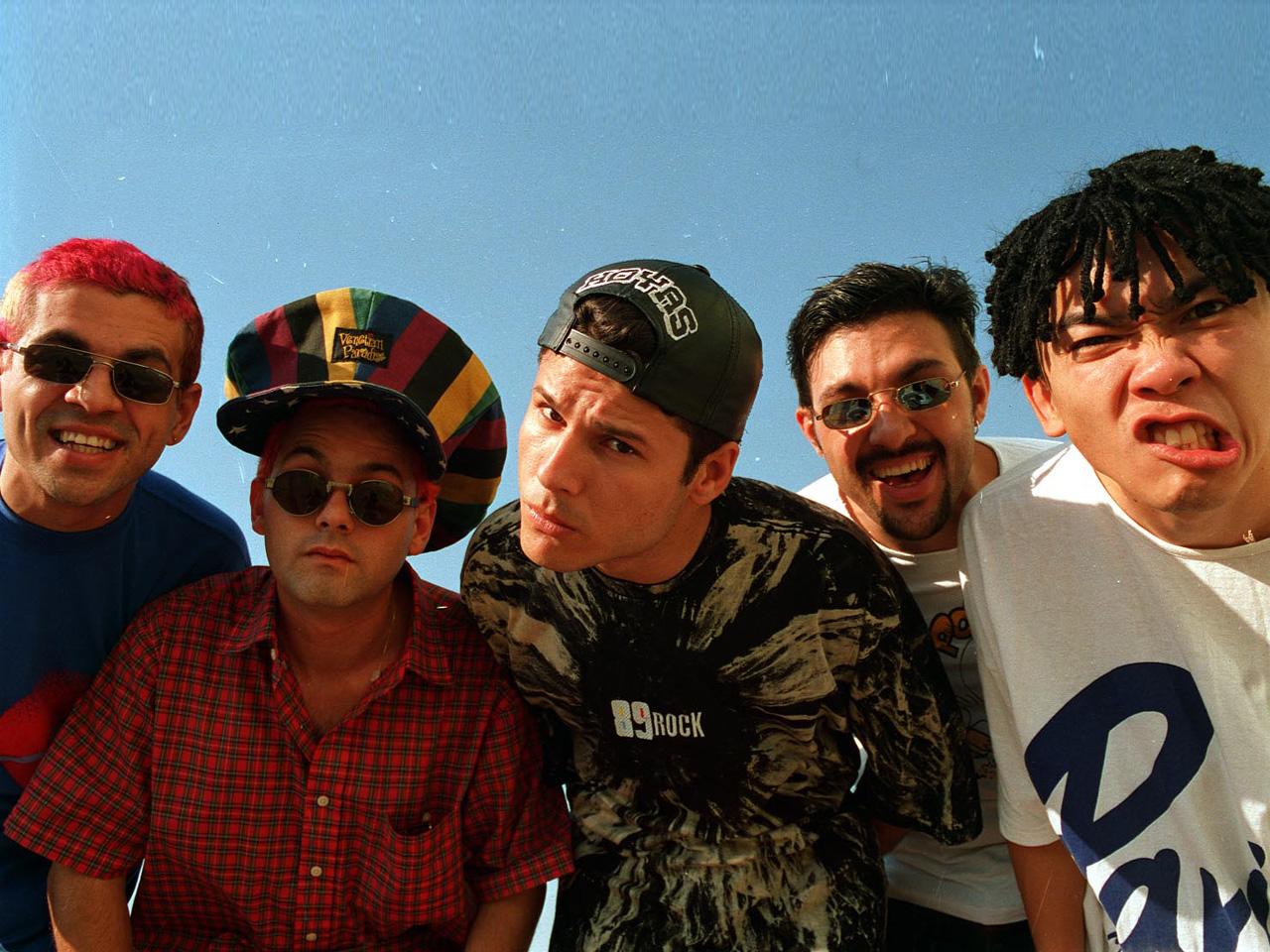 O grupo Mamonas Assassinas foi o maior acerto da carreira de Rick Bonadio (Foto: Divulgação)