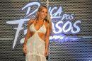 """Adriane Galisteu participa como convidada da final do """"Dança dos Famosos 2017"""" Imagem: Samuel Chaves/Brazil News"""