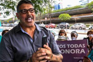 Fazenda Noticias. Foto do site da O TV Foco que mostra Alexandre Frota quer que Marcos Harter seja o vencedor de A Fazenda