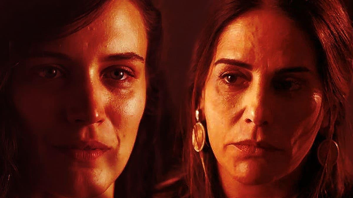 Clara e Duda na novela O Outro Lado do Paraíso (Foto: Reprodução)