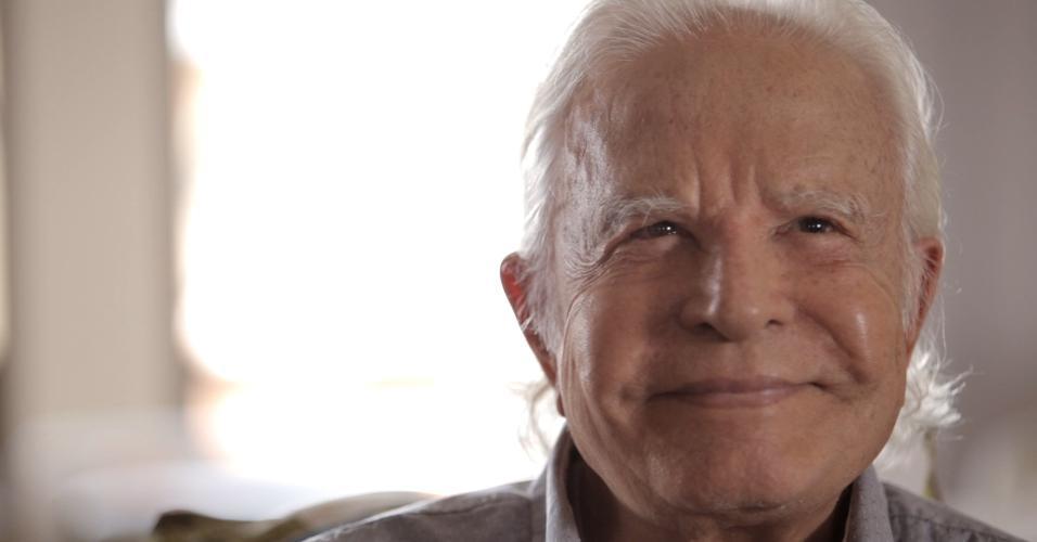 O ex-apresentador da Globo, Cid Moreira (Foto: Divulgação/UOL)