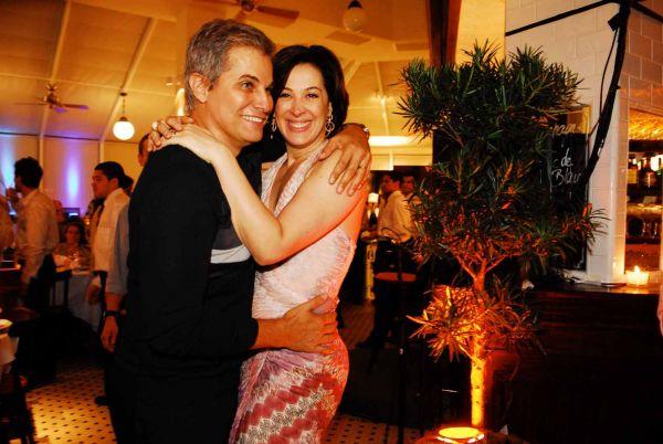 Claudia Raia e Edeson Celulari (Foto: Reprodução)