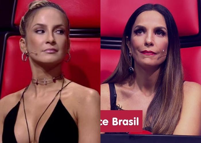 Claudia Leitte e Ivete Sangalo (Foto: Reprodução)