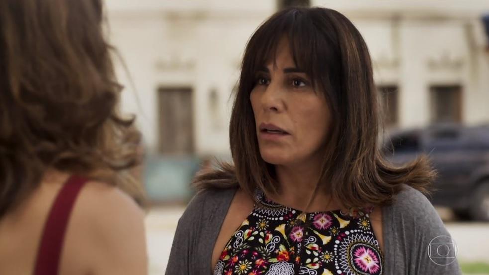 Duda vai revelar segredo para Clara na novela O Outro Lado do Paraíso. (Foto: Reprodução/Globo)