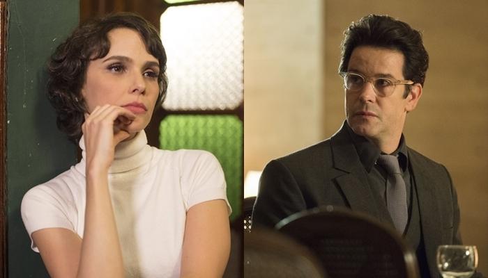 Débora Falabella e Murilo Benício em Nada Será Como Antes; casal estará em nova produção da Globo (Foto: Globo / Estevam Avellar)