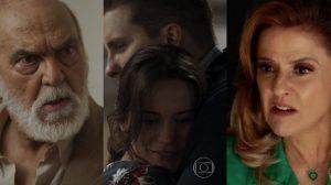 Josafá vai atrapalhar os planos de Clara na novela O Outro Lado do Paraíso. (Foto: Reprodução)