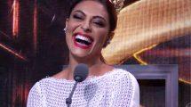 Juliana Paes perdeu prêmio de melhor atriz para Paolla Oliveira (Foto reprodução)