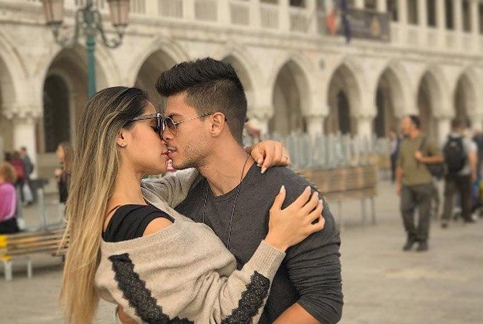 Mayra Cardi e Arthur Aguiar estão casados. (Foto: Reprodução)
