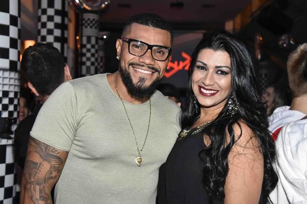 Naldo Benny e Ellen (Foto: Caio Duran / Azzi Agency / Divulgação)