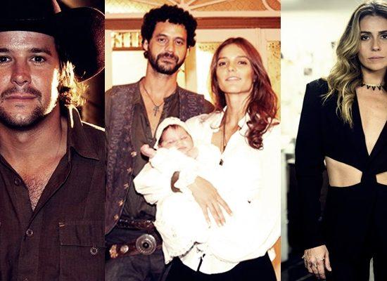 atores de diversas novelas da Globo
