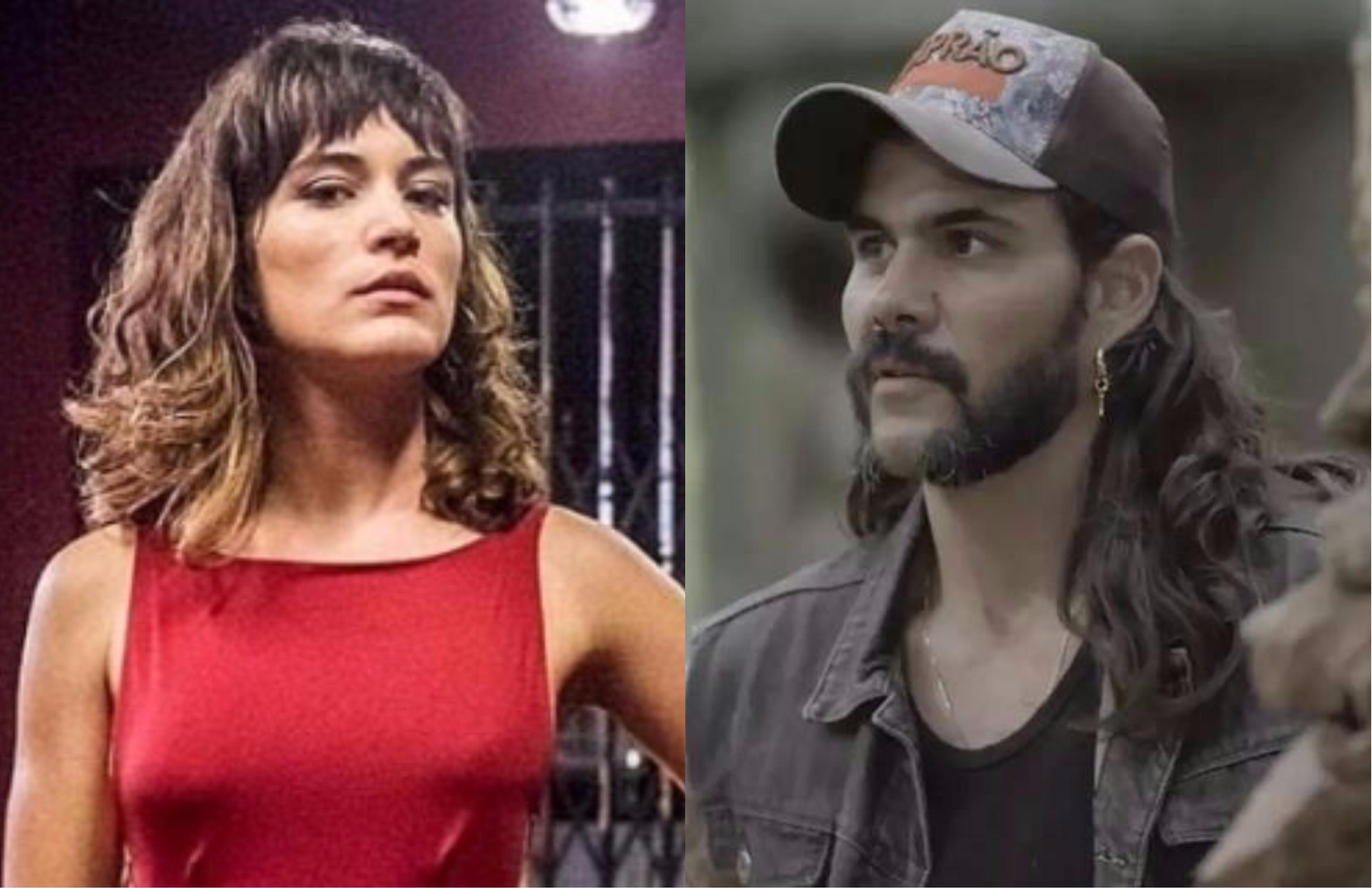 Clara e Mariano vão se aliar em O Outro Lado do Paraíso (Foto montagem: TV Foco)