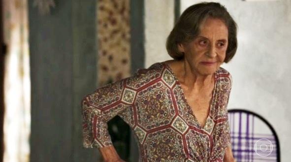 Globo promoveu morte de Caetana no último capítulo