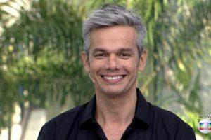 O apresentador Otaviano Costa no Vídeo Show (Foto: Reprodução/Globo)
