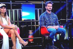 Flávia e Marcos foram os protagonista de A Fazenda - Nova Chance. (Foto: Reprodução)