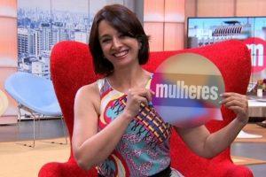 Cátia Fonseca deixou o programa Mulheres na Gazeta após 15 anos. (Foto: Divulgação)