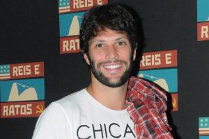Gustavo Leao. Foto do site da O TV Foco que mostra Após anunciar aposentadoria, Gustavo Leão recebe apoio nas redes sociais