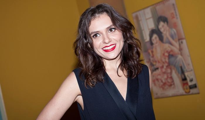 Monica Iozzi está no elenco da série Assédio. (Foto: Divulgação)