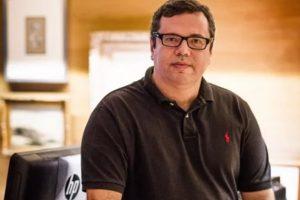 João Emanuel Carneiro é o autor da próxima novela das 21h da Globo. (Foto: Fabio Seixo)