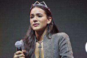Bruna Marquezine. Foto do site da O TV Foco que mostra Bruna Marquezine surpreende e diz que precisa de ajuda psicológica para lidar com críticas