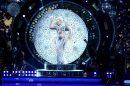 Xuxa no especial de fim de ano do Dancing Brasil (Foto: Blad Meneghel)