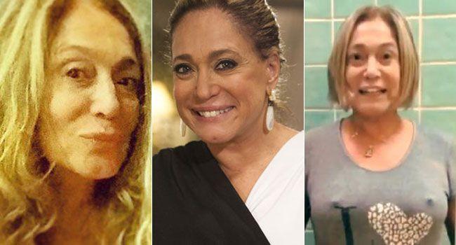 Ao 75 Anos Susana Vieira é Internada Na Uti De Hospital No