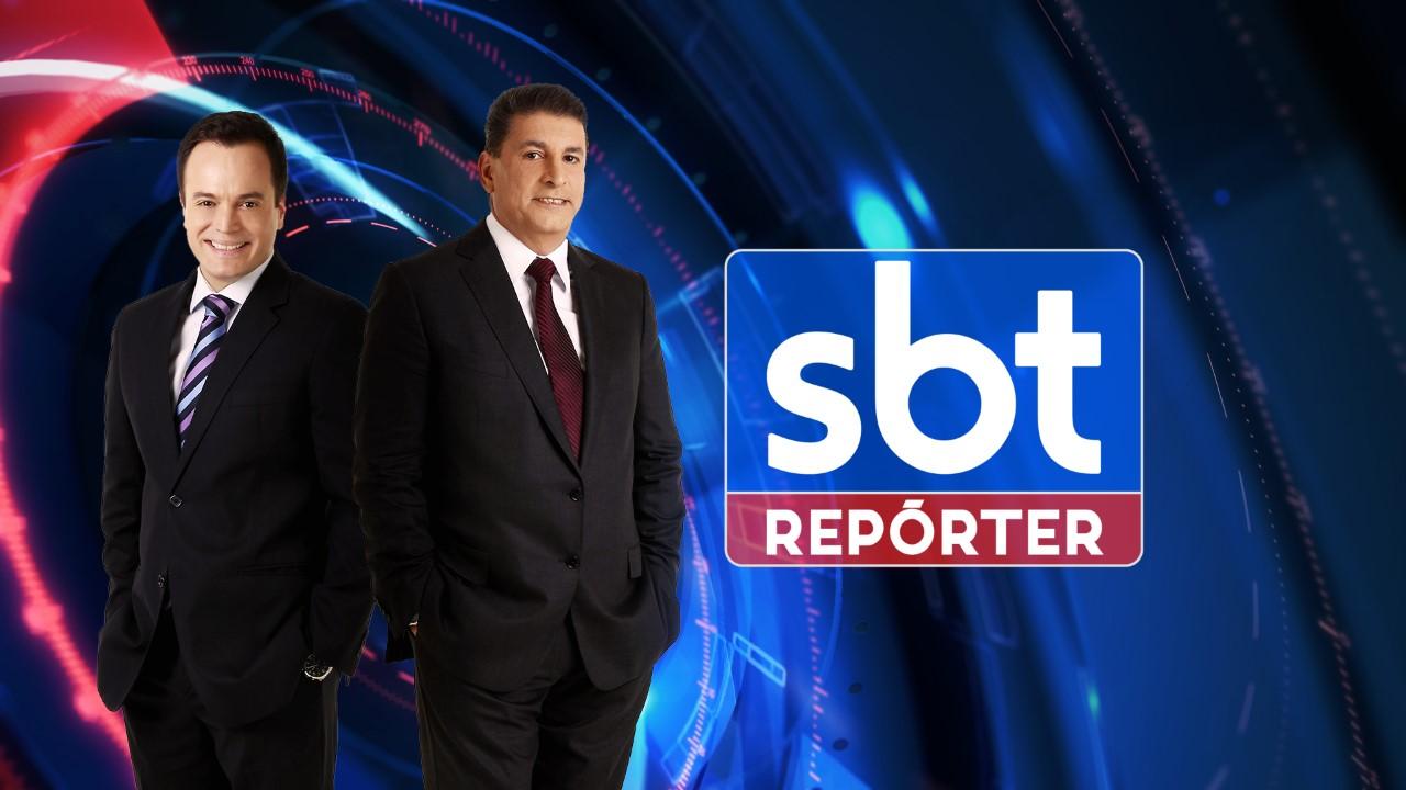 Marcelo Torres e Carlos Nascimento comandam o SBT Repórter Especial (Foto: Divulgação/SBT)