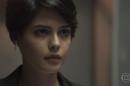 Adriana (Julia Dalavia) em cena de O Outro Lado do Paraíso (Foto: Reprodução/Globo)