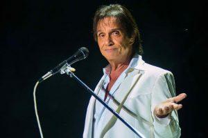 O cantor Roberto Carlos que se apresenta todos os anos na emissora carioca, Globo(Foto: Divulgação)