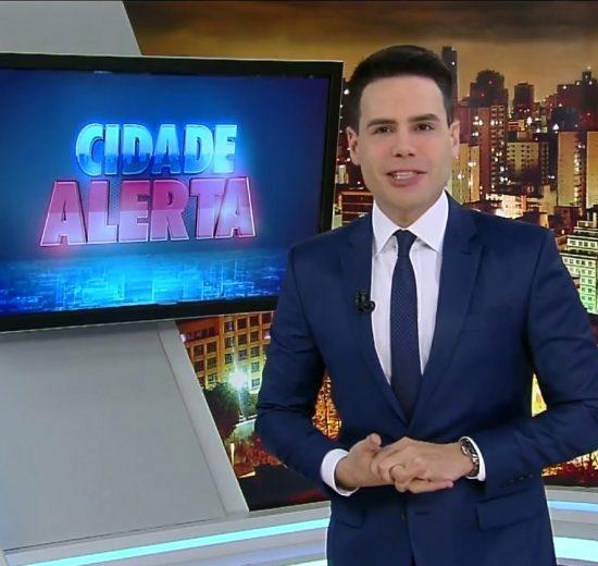 Cidade Alerta imita João Kleber ao fazer revelação apenas no final do programa