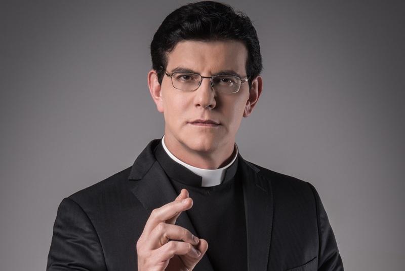 O padre Reginaldo Manzotti foi acusado de engravidar uma jovem (Foto: Divulgação)