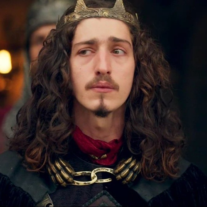 Rodolfo em Deus Salve o Rei (Foto: Reprodução)