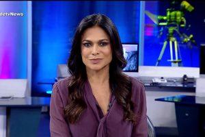 Ex-Globo Rosana Jatobá fez sua estreia na RedeTV!