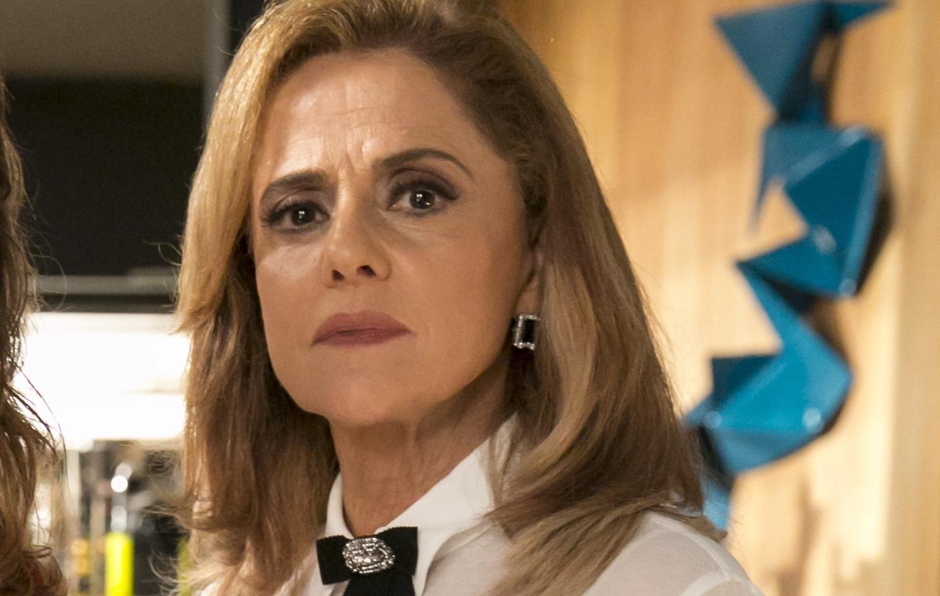 A atriz Marieta Severo (Foto: Divulgação/Globo)
