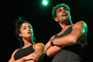 """Felipe Roque. Foto do site da O TV Foco que mostra """"Sexy sem ser vulgar"""", dispara Felipe Roque ao elogiar Aline Riscado"""