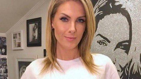 A apresentadora Ana Hickmann (Foto reprodução)