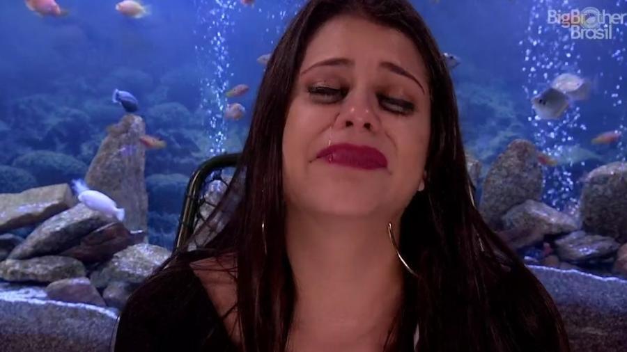 na Paula no Big Brother Brasil 18 (Foto: Divulgação/Globo)