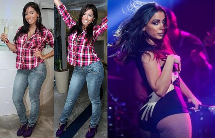 Anitta manda apagar todos os vdeos do incio da carreira do youtube anitta antes e depois da fama foto reproduomontagemtv foco altavistaventures Image collections