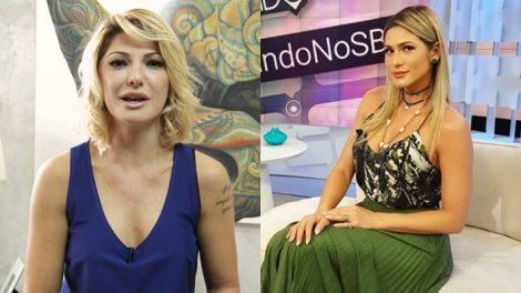 Antônia Fontenelle e Lívia Andrade