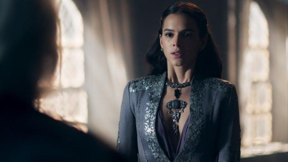 c638dc03b12 Deus Salve o Rei tem reviravolta e Catarina se torna uma rainha boa – TV  Foco