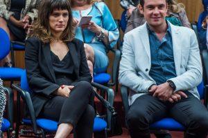 Foto do site da  que mostra Vai casar? Bianca Bin foi conhecer família de Sérgio Guizé no interior de São Paulo