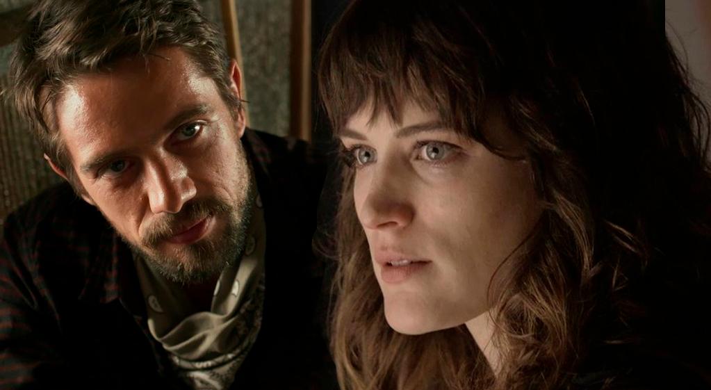 Renato e Clara em O Outro Lado do Paraíso (Foto: Reprodução)