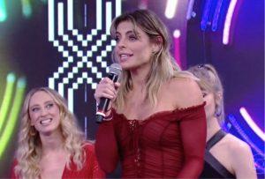 Daniela Cicarelli reapareceu na TV (Foto reprodução)